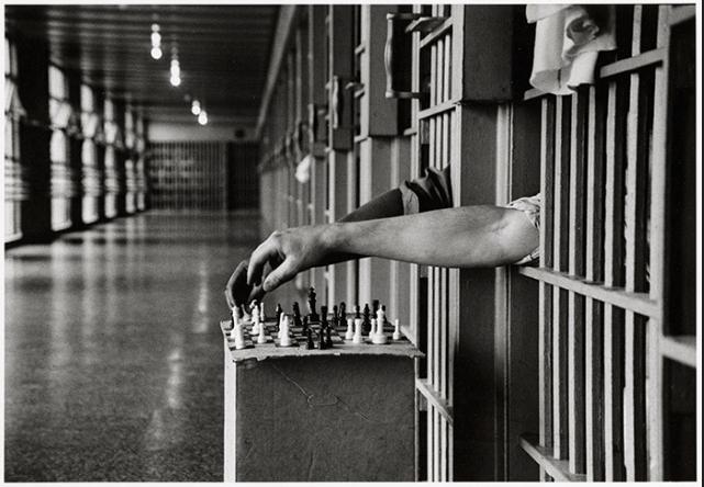 Attica Correctional Facility NY, © Cornell Capa/Magnum Photos