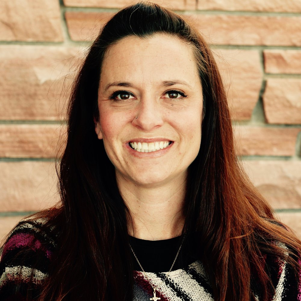 Children's Ministry Admin, Rayna Gale
