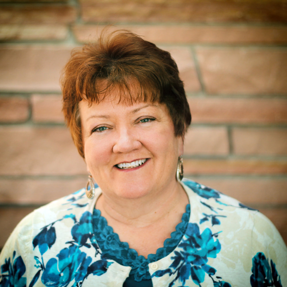 Bookstore & Coffee Shop Manager, Sherry Booher