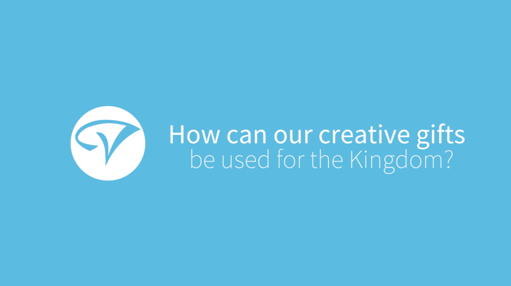 Creativity for the Kingdom - Canyon VIews graphic designer Josh Anderson answers the question:  How can I use my creative gifts for the Kingdom? This video is a part of the