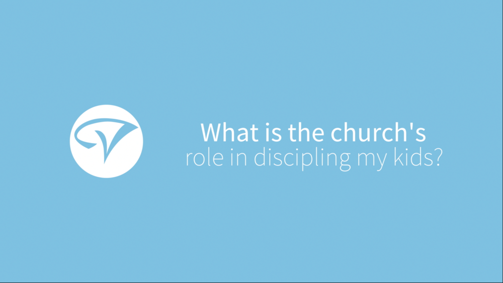What is the Church's role? - Youth Pastor Gabe Quintana answers this episode's question of
