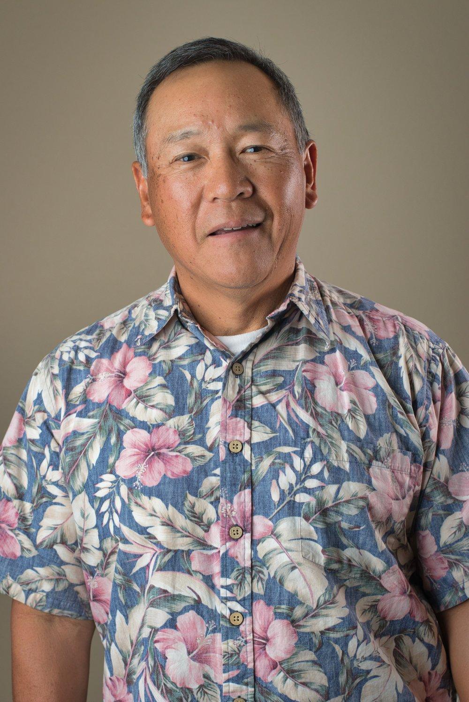 Senior Pastor Kirk Yamaguchi