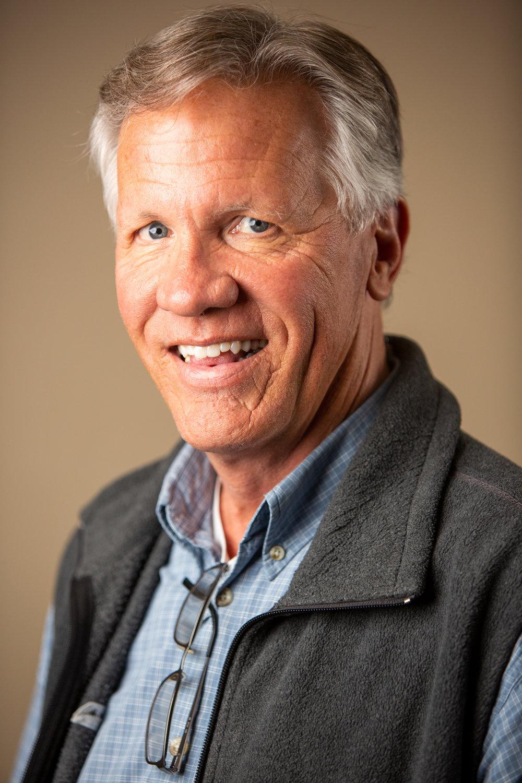 Outreach Coordinator, Dave Rohlman