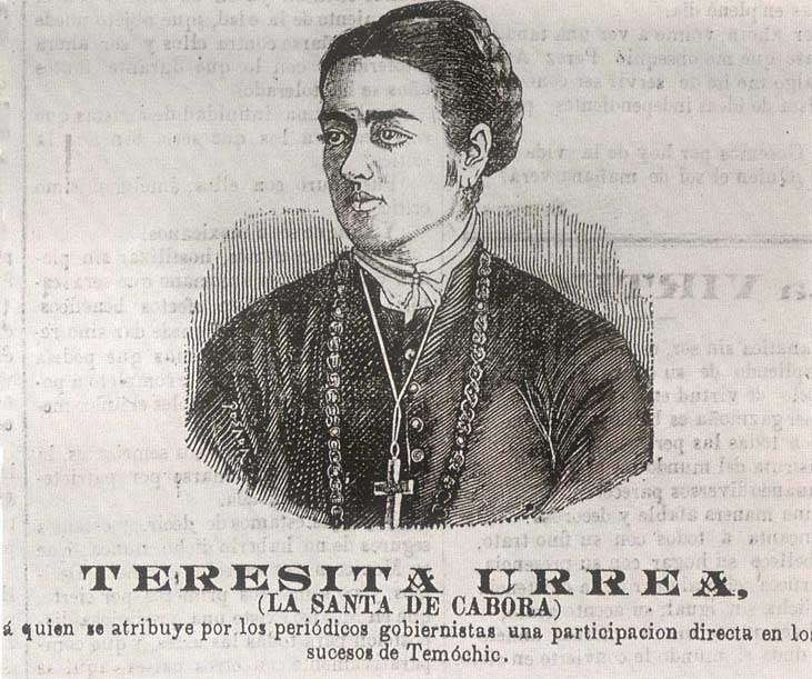 TERESA URREA