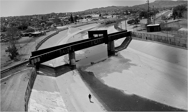 Puente Negro a vein that connects us