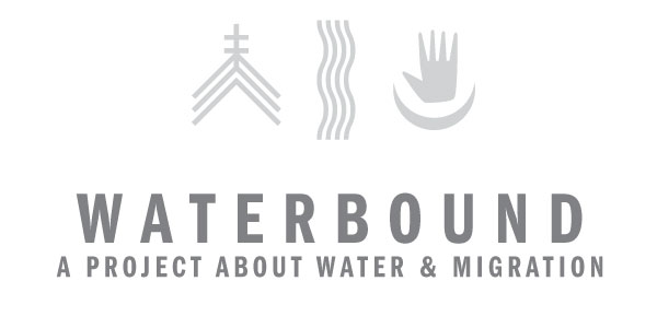 waterbound is an interdisciplinary community based project that explores access to water for people crossing the usmexico border