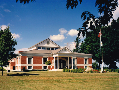 BRANT COUNTY TOWN HALL BRANT COUNTY, ON