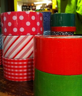 Duct Tape, yep, there's an annual festival for that!