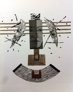 Marie Price has been using washi, japanese handmade papers, for years in her inventive and versatile printmaking.