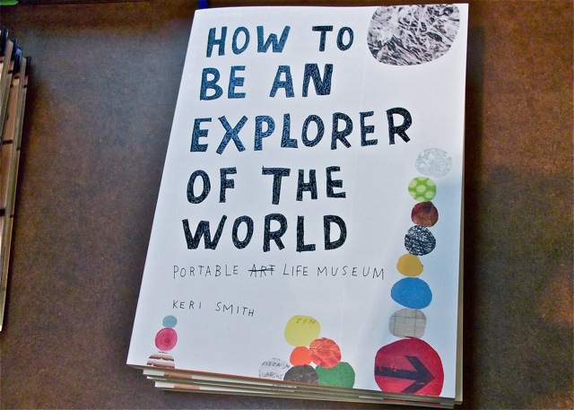 You don't have to be Marco Polo/Christopher Columbus to discover the wonderful world that surrounds you. This can help