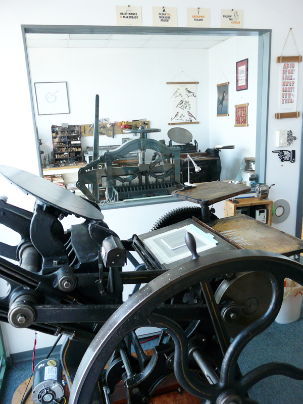 Dogwood Letterpress Studio