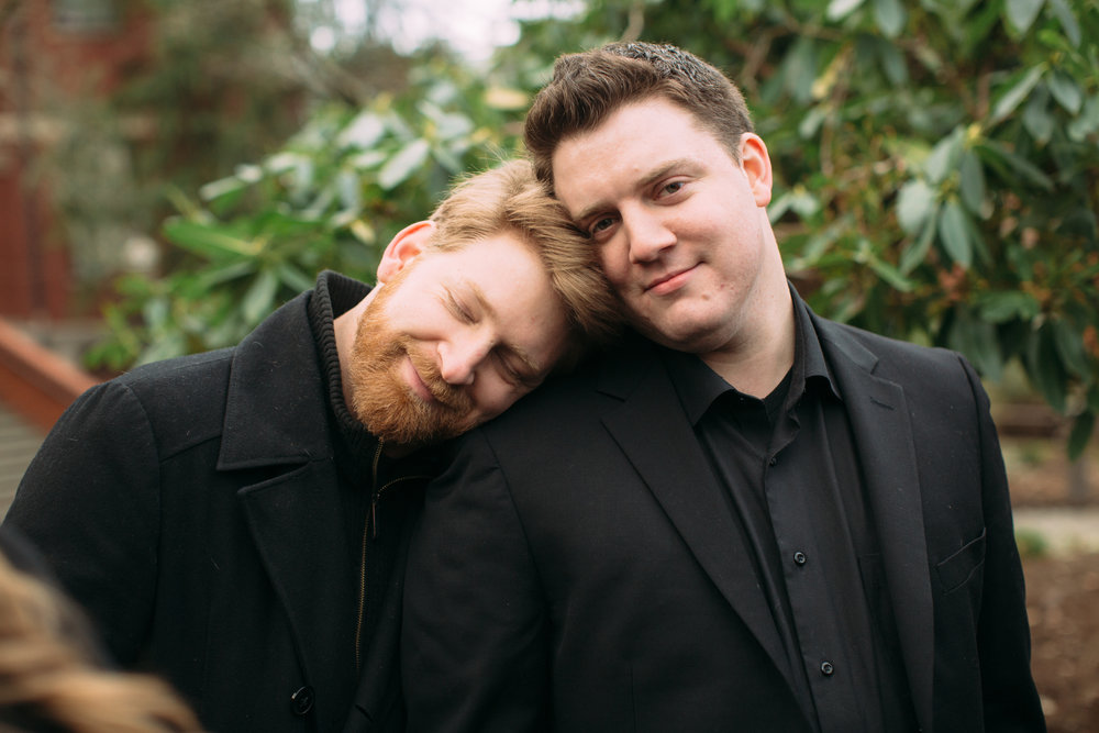 Josh Vander Plaats, Michael Jones, Chorosynthesis Singers