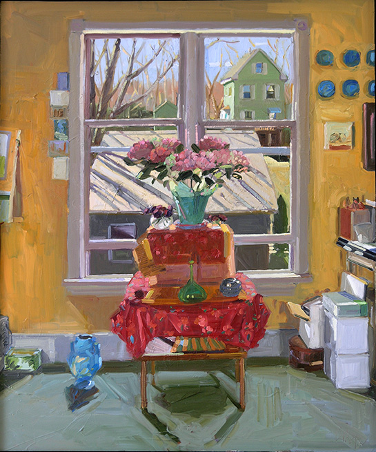 Interior, March Afternoon