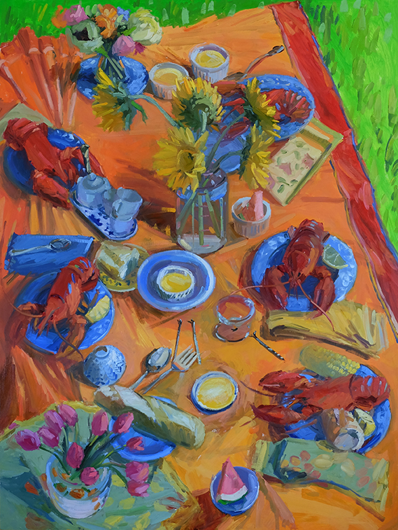 Lobster Picnic