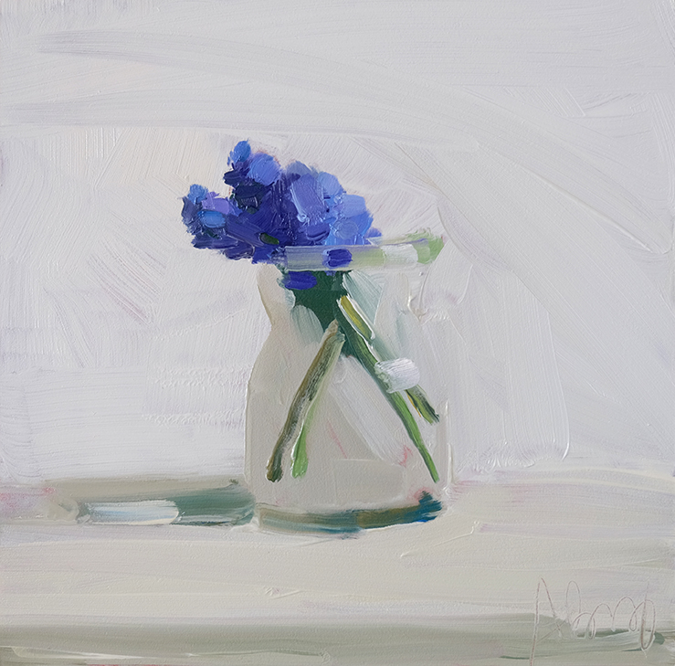 Grape Hyacinths II