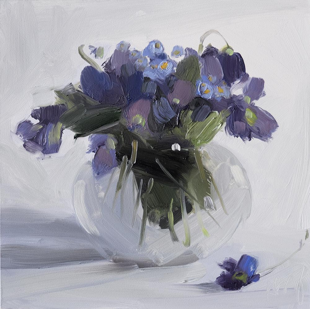Violets II, May