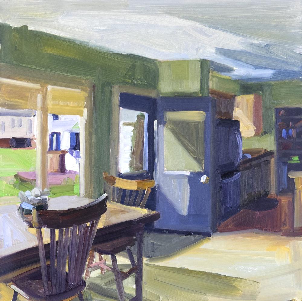 Afternoon Kitchen