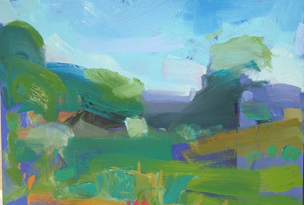 Pease Landscape 2
