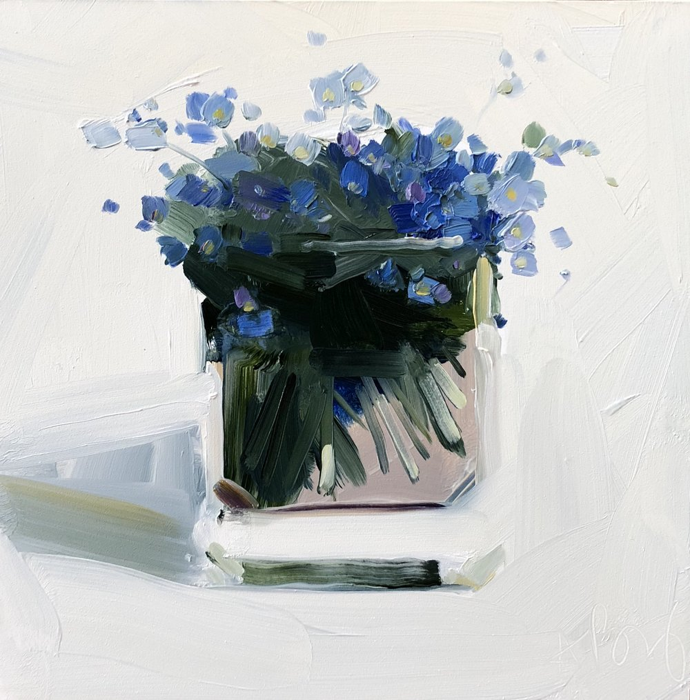 Forget Me Nots I, 2018