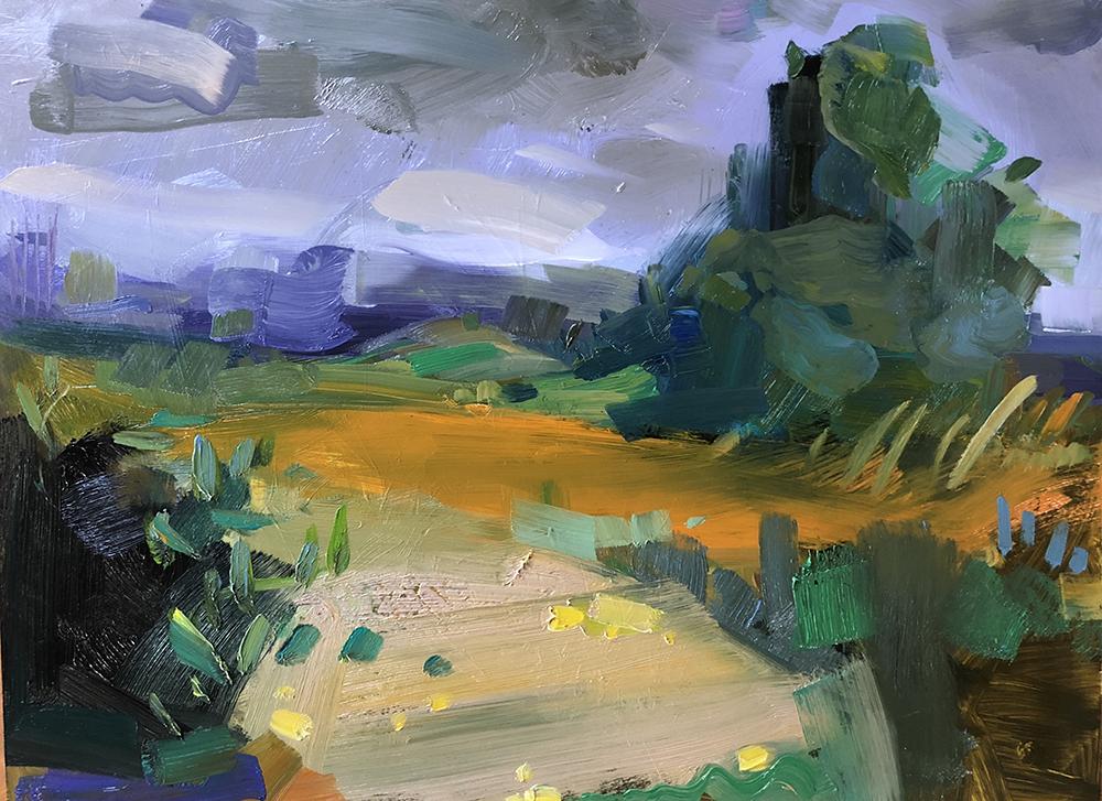 Pease Landscape VII