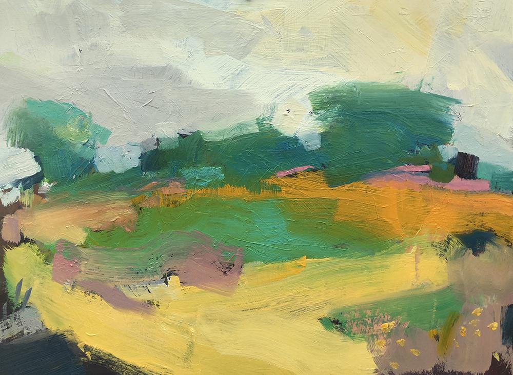 Pease Landscape VIII