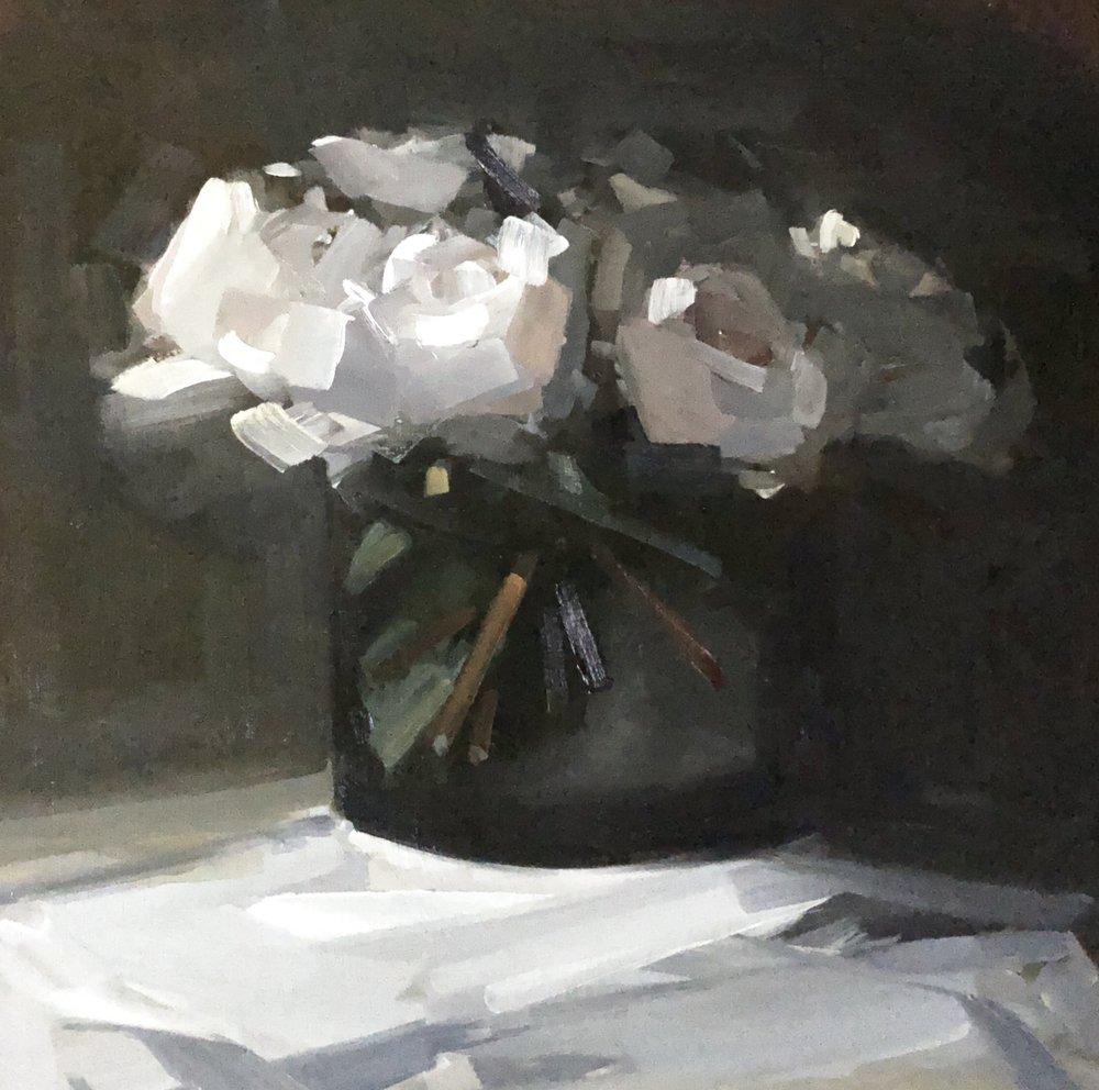 Cool Rose Bouquet