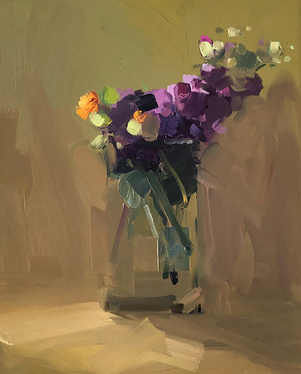 January Mixed Bouquet I