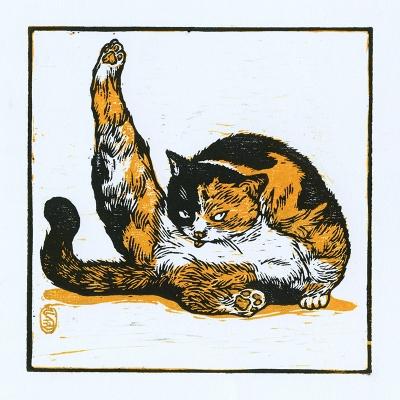 QueenWest_Carefree Cat.jpg