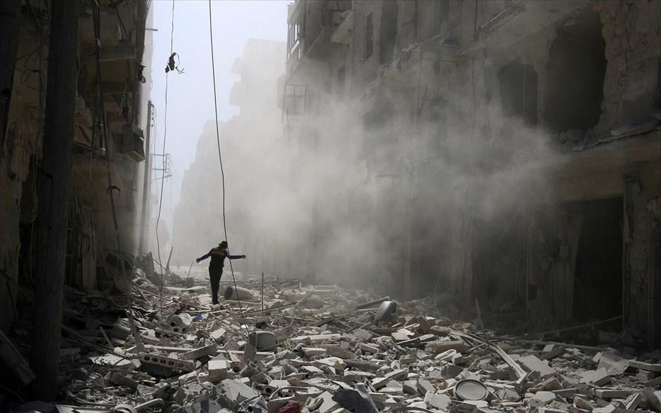 REUTERS / ABDALRHMAN ISMAIL