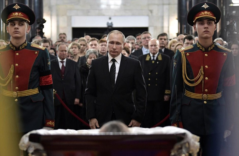 REUTERS / SPUTNIK