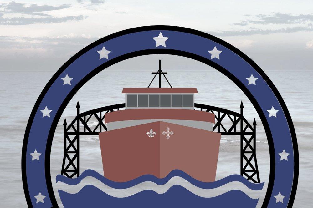 Logo - Duluth Portside FC