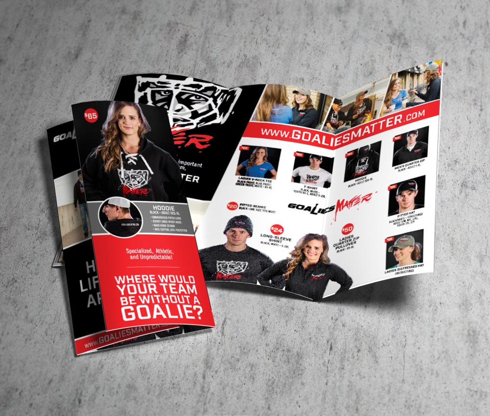 Brochure - Goalies Matter