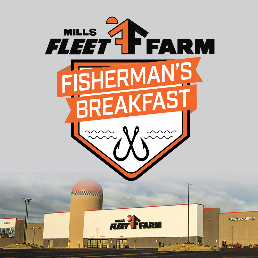 Logo/Ticket - Mills Fleet Farm