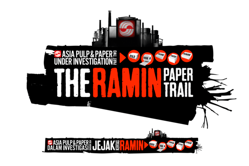 The Ramin Paper Trail