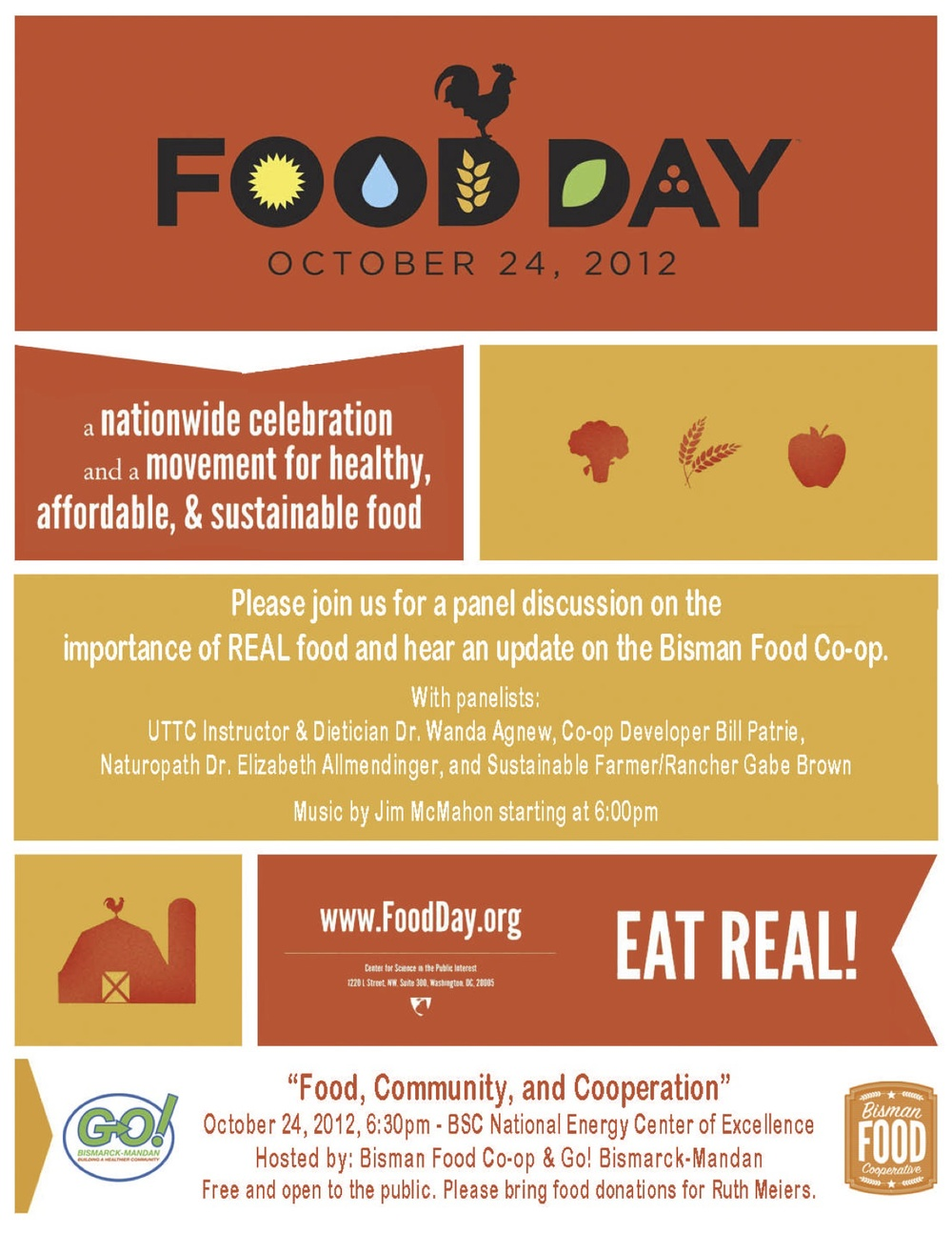 Food Day 2012