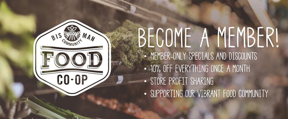 bisman coop membership