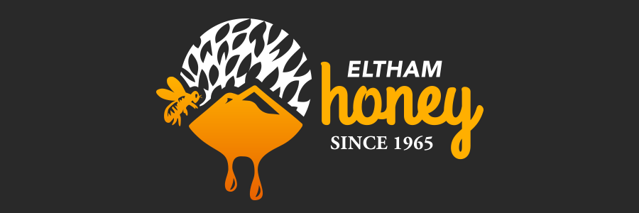 NEW LOGO DESIGN FOR ELTHAM HONEY.