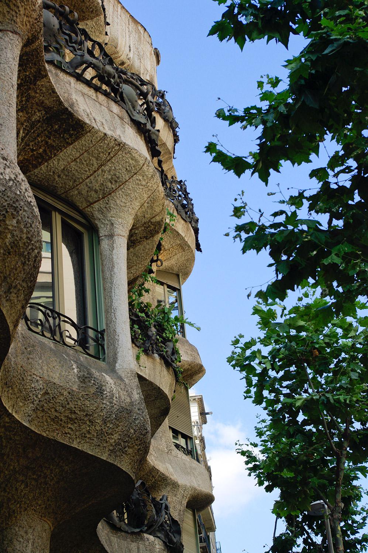 Goudi's apartment in Barcelona