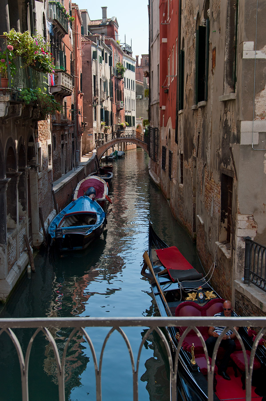 Canals of Venice Italy