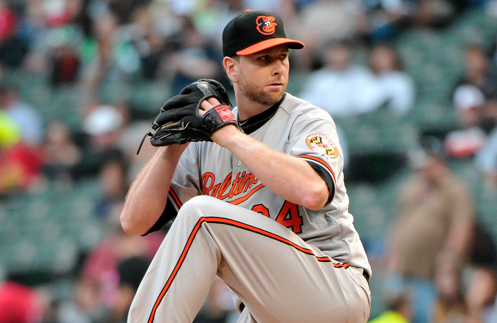 Scott Feldman pitched to a solid 4.27 ERA in 15 starts for the Orioles after being acquired from the Cubs in July.  Now a free agent, will Feldman remain an Oriole for 2014 and beyond?