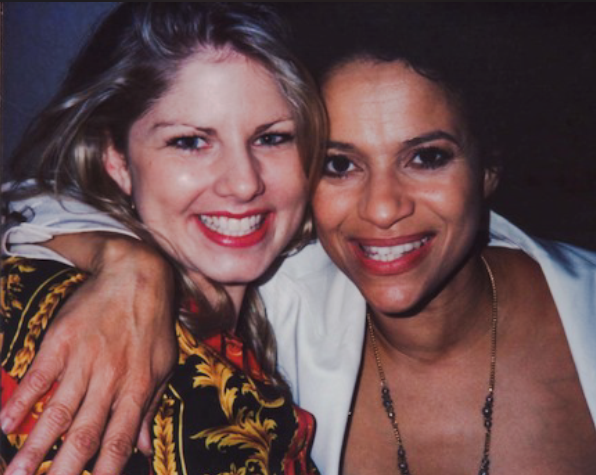 This picture is an oldie but goodie!  Love you Debbie Allen!
