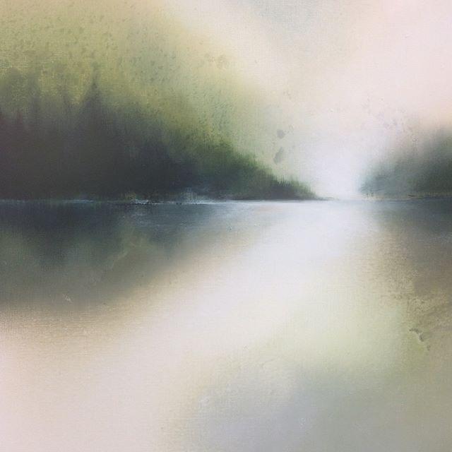 Oljemålning/Oilpainting 57x68cm