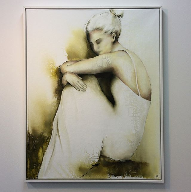 Oljemålning/Oilpainting  76 x 95 cm