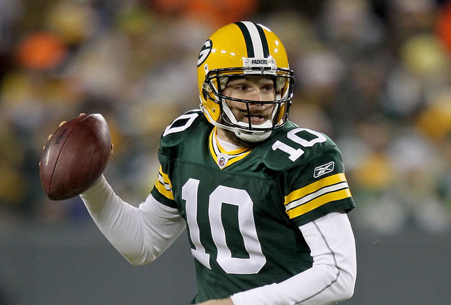 Matt Flynn torches the Lions for 480 yards and 6 touchtowns