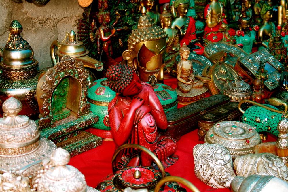 Alchi market Ladakh