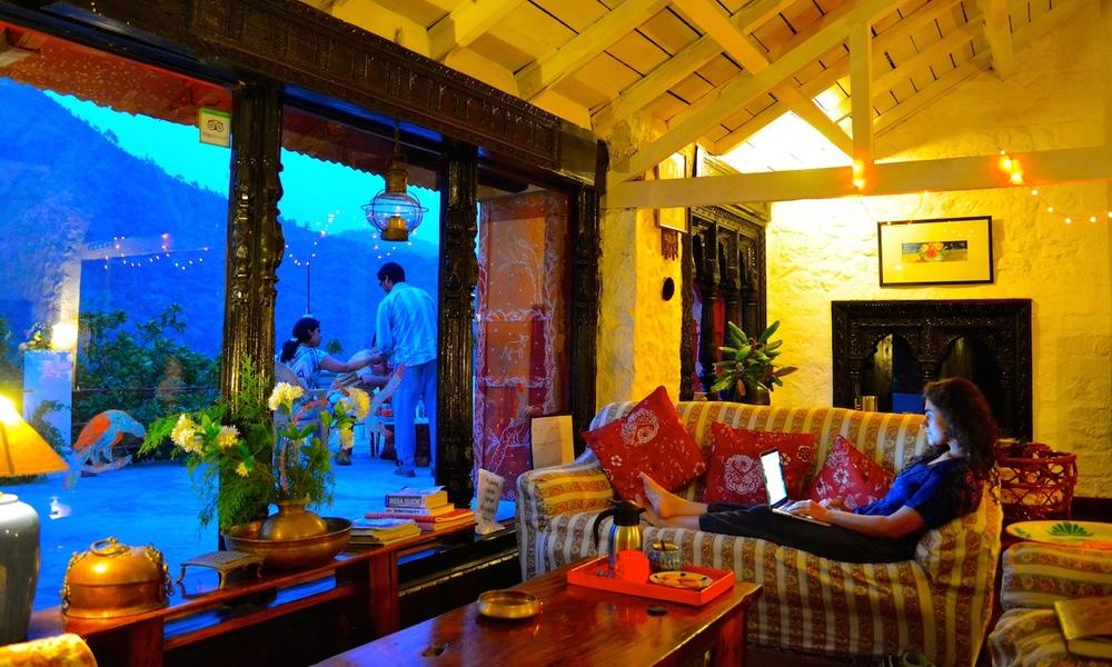 luxury homestay in kumaon uttarakhand