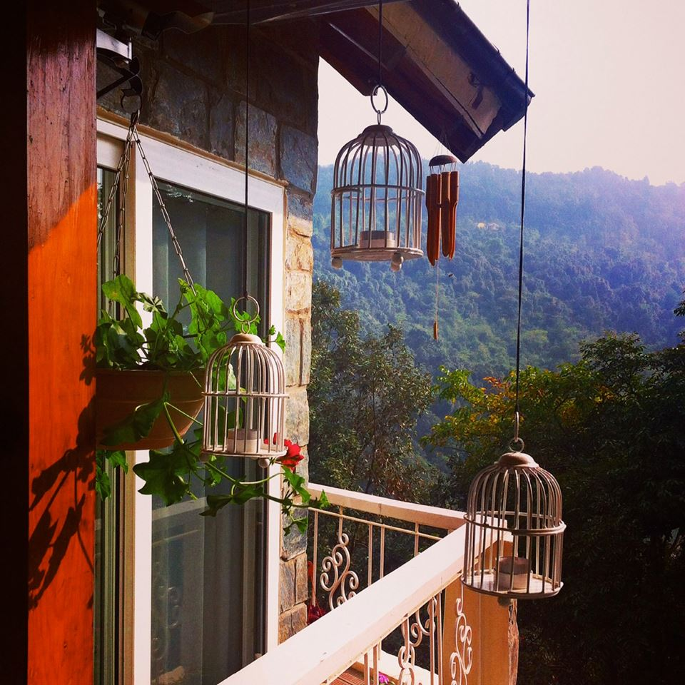 luxury boutique cottage in naukuchiatal