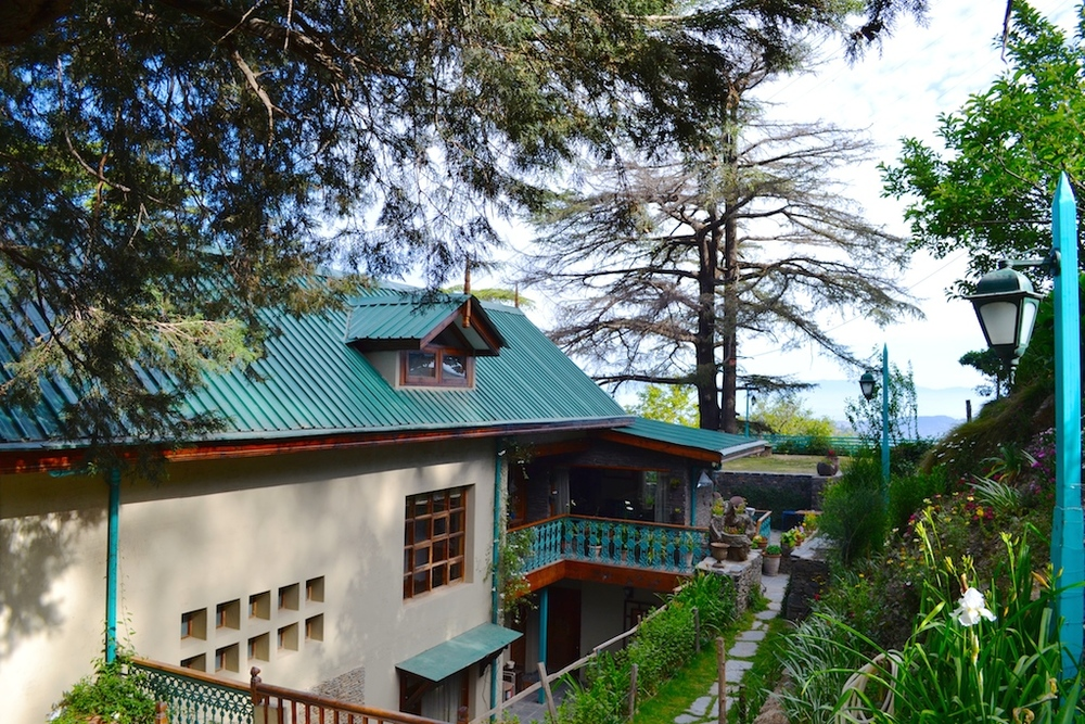 unique accommodation in shimla