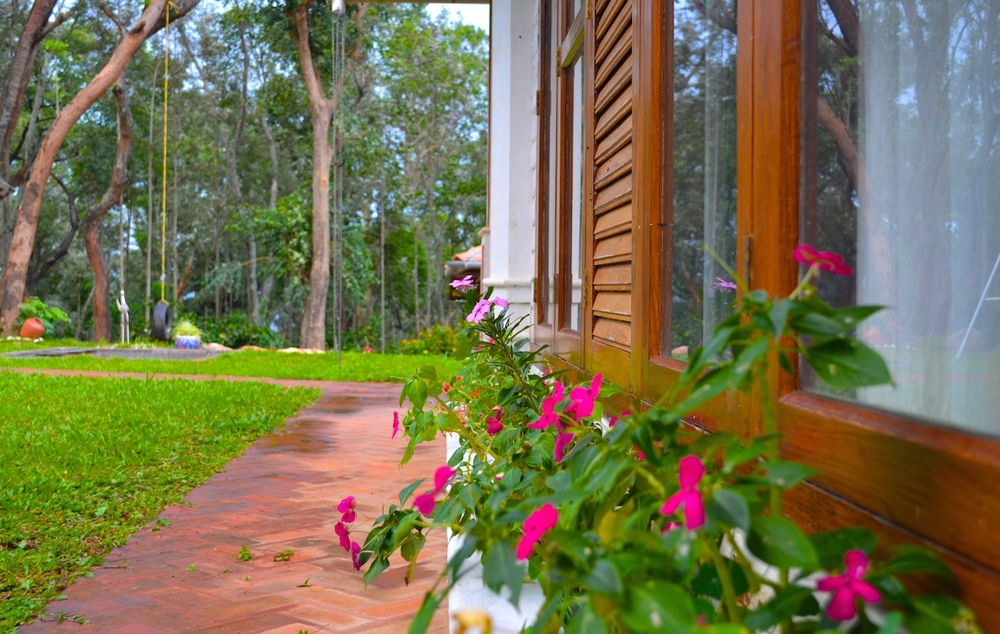 chikmagalur luxury homestay