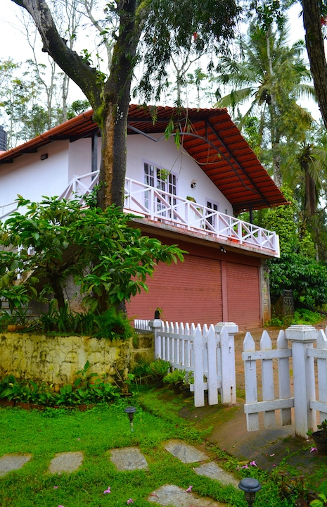 luxury homestay in coorg